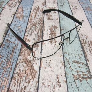 11a5d8b45ec Prada Linea Rossa Accessories - Frame only Prada SPS 53O Sunglasses  Italy OLL407